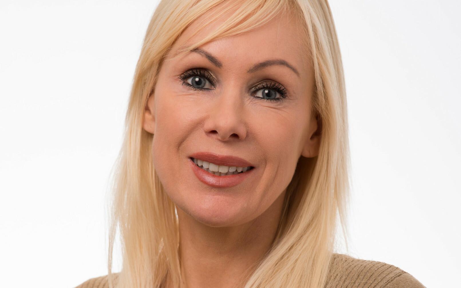 TRYGT Å TRENE: Men noen aktiviteter bør unngås, ifølge Lene Anette Hagen Haakstad.