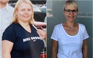 Marianne gikk ned 35 kilo - slik holder hun vekta