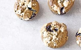 Deilige muffins