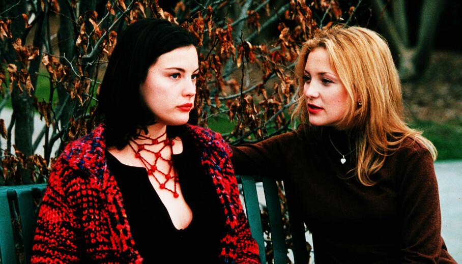 NÆRE VENNER: Liv Tyler (t.v.) og Kate Hudson har kjent hverandre siden de gikk på videregående. Foto: NTB