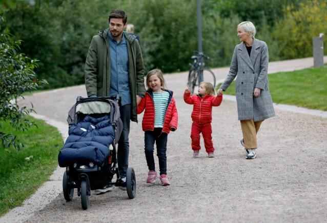 UHELBREDELIG: For Joachim startet marerittet da Jorun fikk diagnosen uhelbredelig livmorhalskreft. FOTO: Aftenposten/ A-magasinet