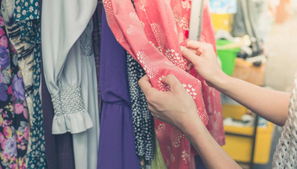 RETRO, SECOND HAND OG VINTAGE: Kan du forskjellen på de tre? Foto: NTB