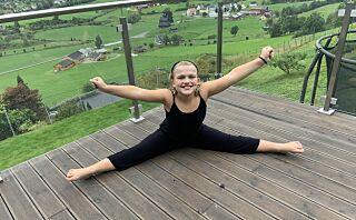 Astrid (10) har en sykdom som nesten bare rammer voksne