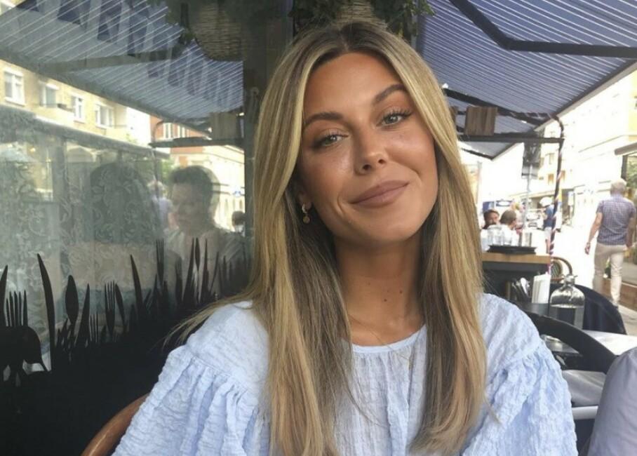 FÅTT NOK: Eldre damer som hetser på nett. Bianca Ingrosso sier hun har fått nok. FOTO: Skjermdump Instagram @biancaingrosso