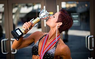 Anette gikk fra utrent 40-åring til pallplassering i fitness