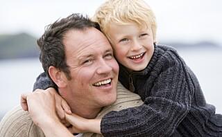 Ny studie: Menn med «pappakropp» anses som bedre fedre