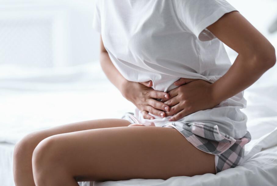 BAKOVERVENDT LIVMOR: Rundt 20 prosent har bakovervendt livmor. En følge av dette er at man kan oppleve ubehag ved samleie eller innsetting av spiral. ILLUSTRASJONSFOTO: NTB