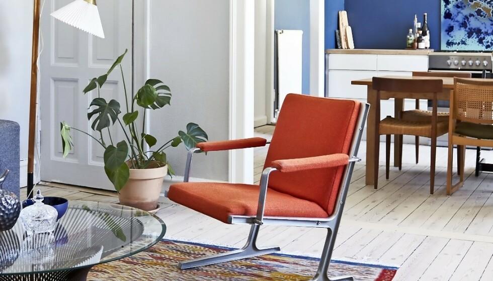 Lek med farger og gjør hjemmet mer levende