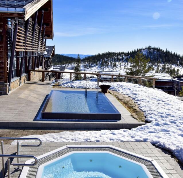 POPULÆRT: Norefjell Ski & Spa er flere ganger kåret til Norges beste spa-resort. FOTO: Mari Beraksten