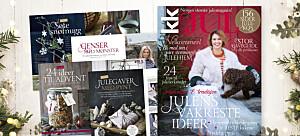 Gled deg til 156 sider med julekos: KK Jul er i salg nå!