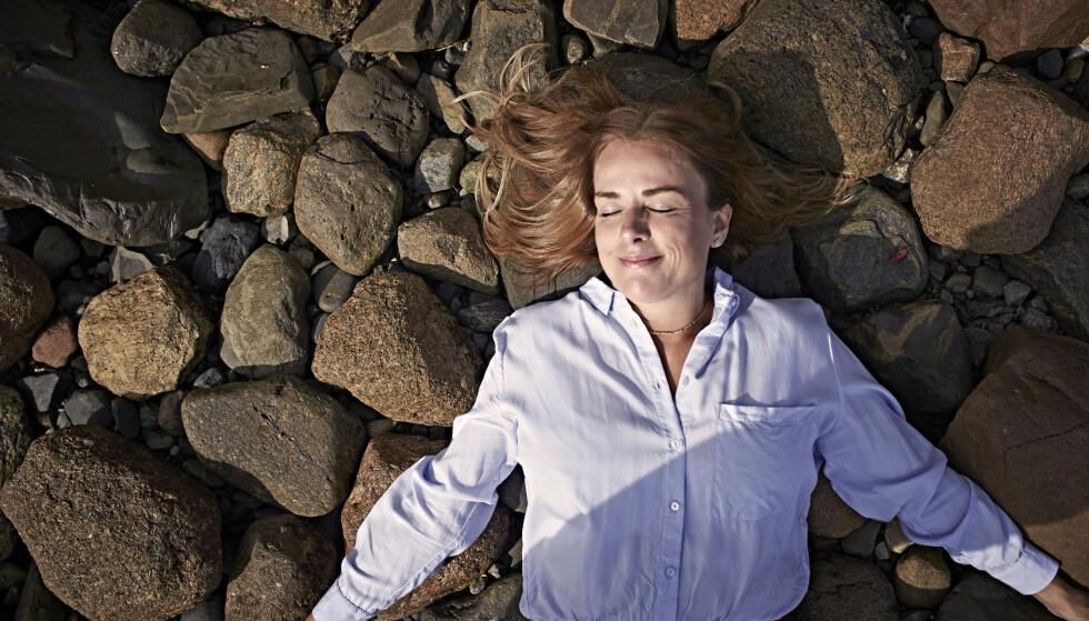 <strong>FRIHET:</strong> - Nå er jeg fri til å være meg. Til å få være meg selv fullt og helt uten å skamme meg. FOTO: Geir Dokken