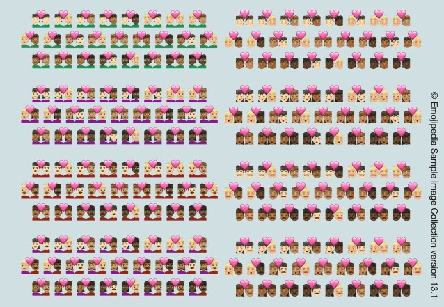 Emojiene du kan glede deg til å bruke i 2021