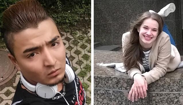 DØMT: I mars 2018 ble Hussein Khavari dømt til livstid i fengsel, for det brutale drapet på den 19 år gamle medisinstudenten Maria Landenburger. Blant bevisene i retten ble informasjon fra drapsmannens helseapp trukket frem. FOTO: NTB