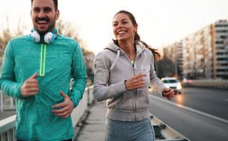 Bedre kondis, eller sterkere kropp: Slik må du spise