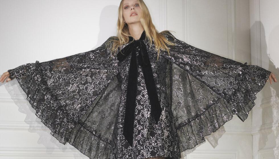 UKENS MOTENYHETER: H&M lanserer designsamarbeid med Vampire's Wife. Foto: H&M