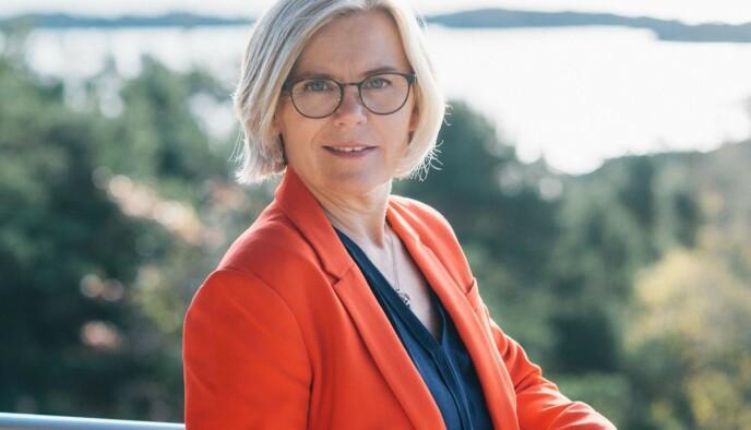 BESTEMTE SEG FOR Å ORKE: - Jeg skylder barna å orke deres historier, sier Ada til KK. Foto: Stian Herdal