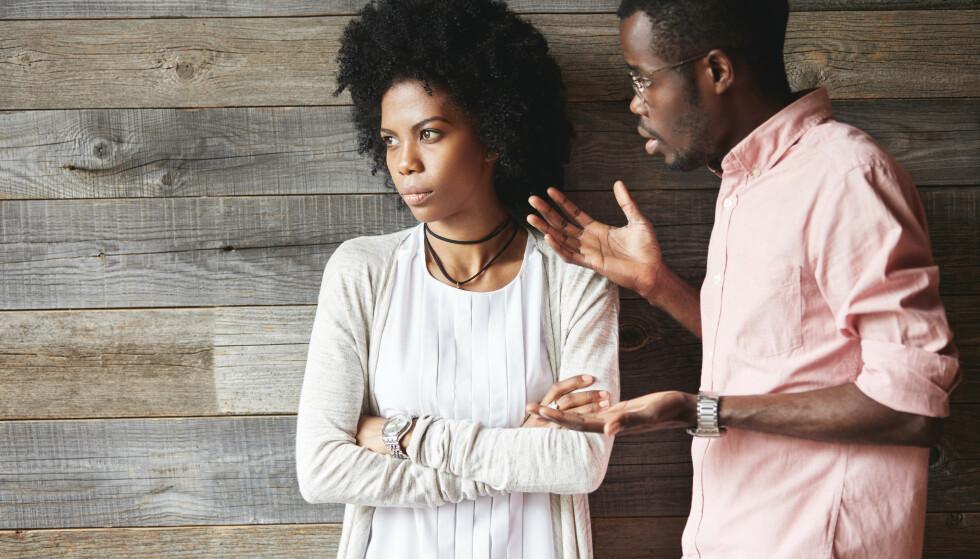 SETT NED FOTEN:- Du må finne en god balanse mellom egentid og partid. Lytt til dine egne verdier og ta dem på alvor. Si ifra og sett ned den emosjonelle foten selv om andre mener det er bagateller, sier eksperten.