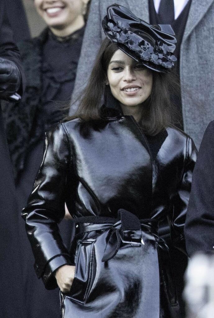 GOD STEMNING: I den nye Batmanfilmen spiller Zoe Kravitz Catwoman mens Robert Pattinson har hovedrollen som Batman/Bruce Wayne. FOTO: Scanpix