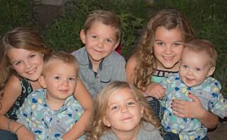 Mistet to barn i tragisk bilulykke - nå er mirakelbabyen her