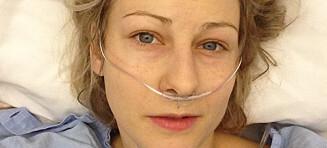 Sex etter kreft: - Skjedeveggen falt ut
