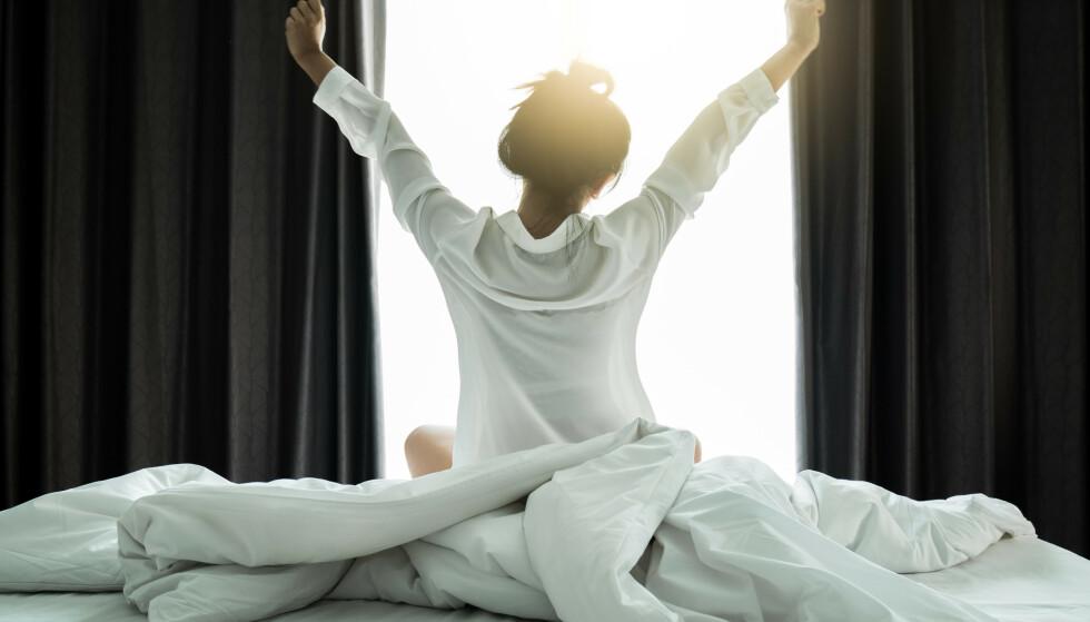 Hvor mange timer søvn trenger du for å fungere? FOTO: Scanpix