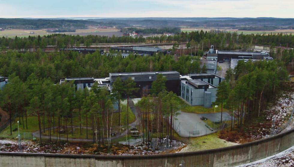 <strong>LUKSUSOPPHOLD?:</strong> Halden fengsel er regnet for å være et av verdens mest humane fengsler - men kan det sammenlignes med et hotellresort? Det er dette den tidligere britiske justisministeren Ann Widdecombe skal sjekke ut. FOTO: TV 2