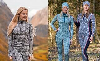 Kun i dag: 40% rabatt på Rose og Åkle ulltøy fra Kari Traa