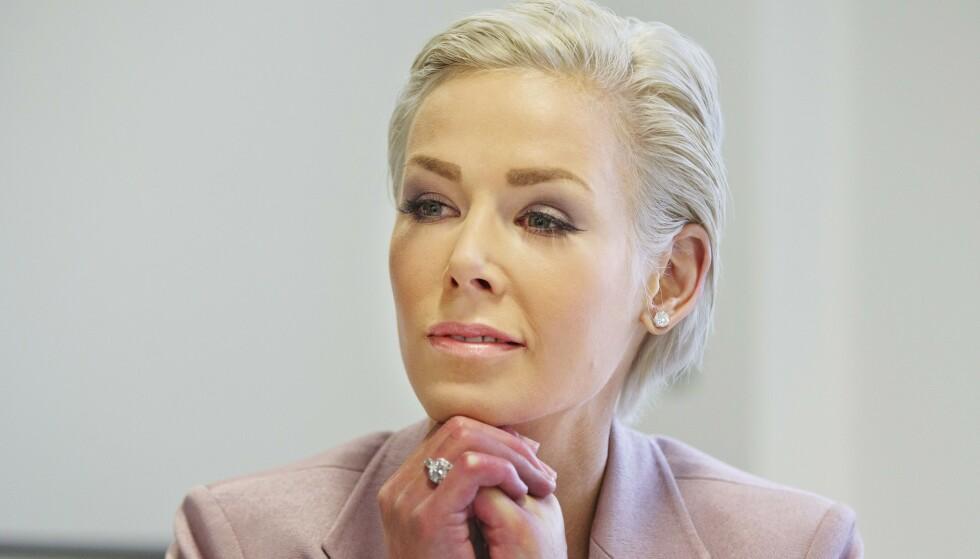 GUNHILD STORDALEN: Gunhild Stordalen åpner opp om hvordan meditasjon og søvn har påvirket henne. FOTO: Scanpix