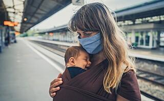 Flere fødselsdeprimerte under corona-pandemien: - Mange har vært for mye alene