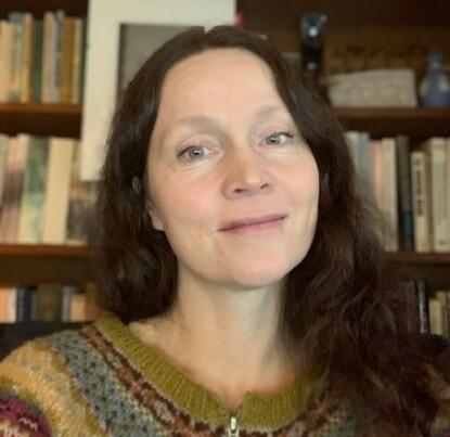 VIKTIG TILBUD: Dersom det skulle komme en ny stor smittebølge, håper psykolog Idun Røseth at man klarer å holde helsetilbudet for gravide og nybakte foreldre åpent. FOTO: Privat