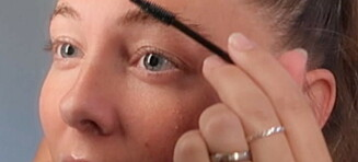 Vi prøvde «soap brows»-trenden