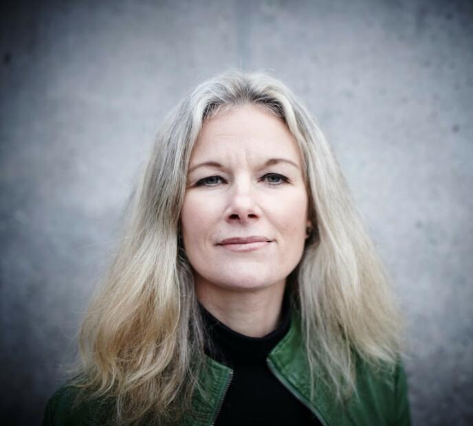 STERK: Da Ingvild Lilletvedt fikk diagnosen brystkreft, så hun det som sin aktive oppgave å holde seg i form, fysisk og psykisk. FOTO: Geir Dokken