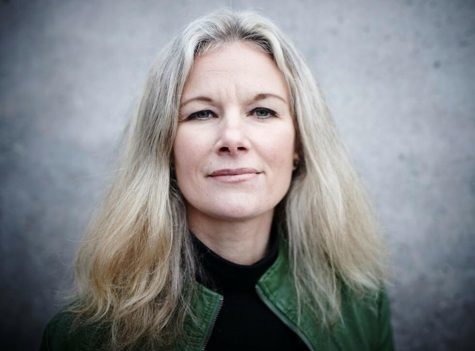 STOLT: Artist Ingvild Lilletvedt er aktuell med platen «Festen». Samme uke som lanseringen fikk hun diagnosen brystkreft. FOTO: Geir Dokken