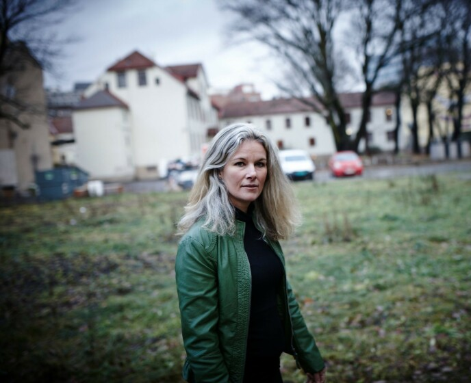 STOR OVERGANG: Ingvild Lilletvedt innrømmer at det var en overgang å flytte fra kysten til innlandet, og at hun har følt seg litt annerledes. FOTO: Geir Dokken