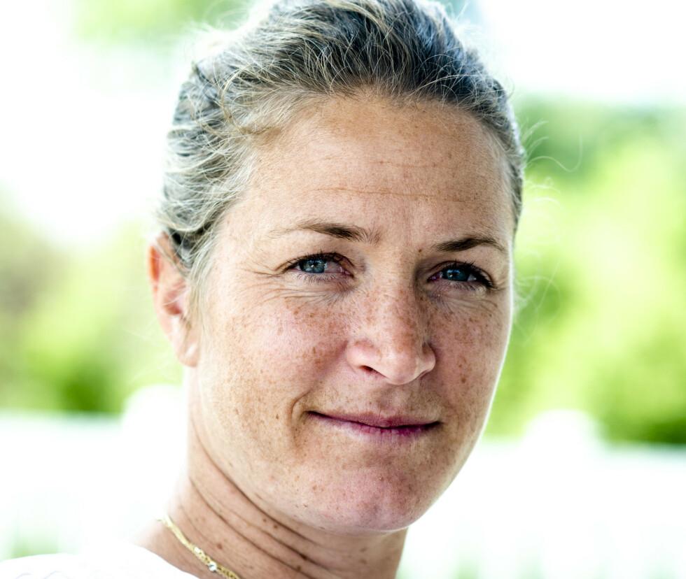 GOLFSTJERNE: Suzann Pettersen kan se tilbake på en lang og lys karriere på golfbanen. Nå er hun klar for et langt mer normalt liv, og ønsker å vie all sin tid og oppmerksomhet til sønnen Herman (2) og mannen Christian. FOTO: NTB