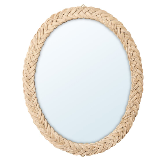 Stort speil (kr 895, Ikea). FOTO: Produsenten