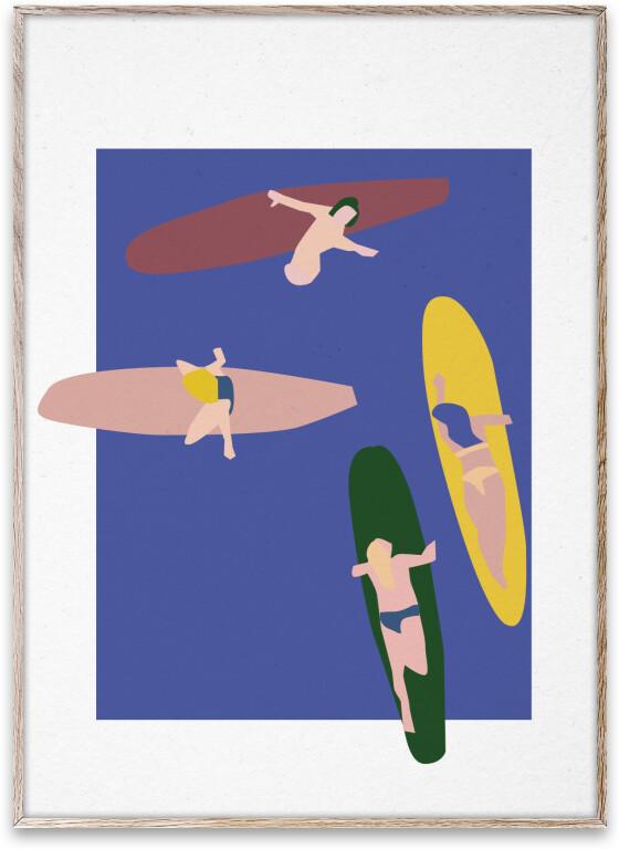 Plakat (kr 310, Paper Collective/Helena Ravenne). FOTO: Produsenten