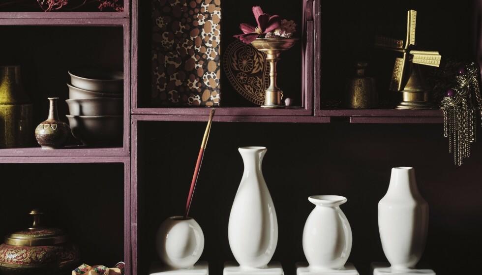 Tips! Hva med å male et møbel du allerede har, for å få en rimelig fornyelse? FOTO: Produsenten