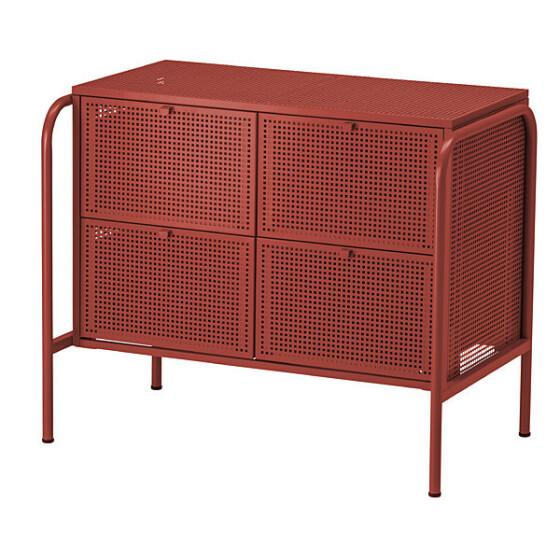 Skap (kr 800, Ikea). FOTO: Produsenten