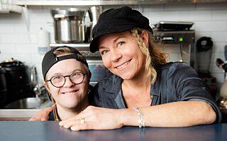 Sussie startet restaurant for å gi sønnen en ordentlig jobb