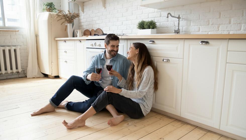 LIKE BARN LEKER BEST: Nøkkelen er å velge en partner som er så lik deg selv som mulig på de områdene du ikke kan inngå kompromiss på.