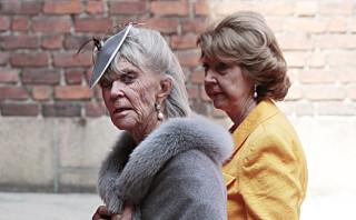 Den svenske prinsessen ble erklært død ved en feil