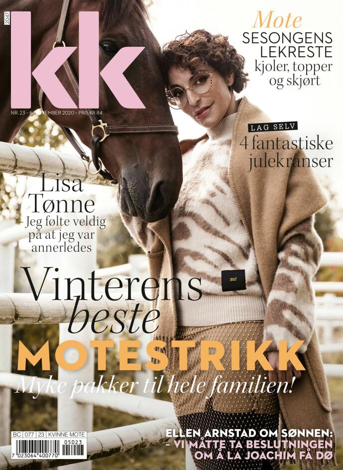KK23 er i salg fra fredag 6. november.