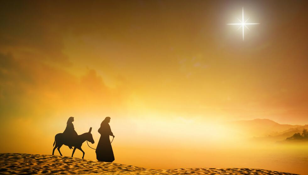 DATOSURR? Forskere hevder at datoen for Jesu fødselsdag ble til da nye tradisjoner møtte gamle i romertiden. FOTO: NTB