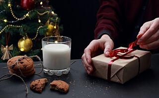 Ikke kjøpt melk? Ups, da må du feire jul alene i fjøset