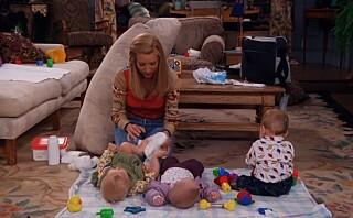Slik ser trillingene fra Friends ut i dag