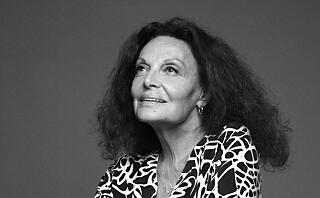 H&M samarbeider med Diane von Furstenberg