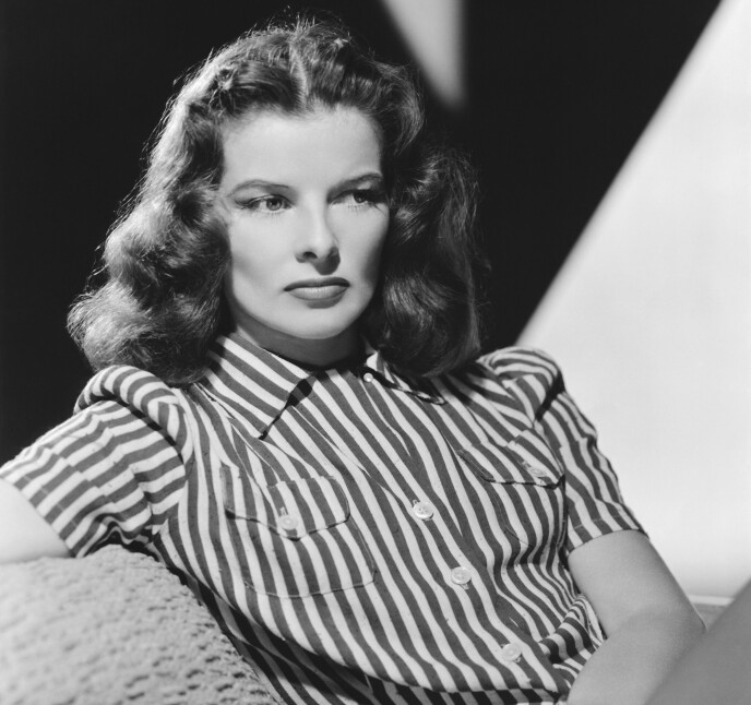 ELEGANT: Katherine Hepburn i filmen Keeper of the Flame i 1942. FOTO: NTB