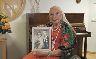 Bengt ble Birgitta da hun var 83: – Angrer ingenting