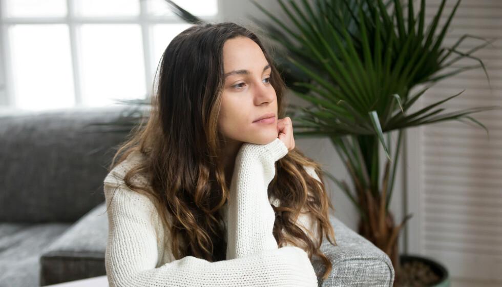 PUST MED MAGEN: Ha i bakhodet at det er viktig å trå varsomt når du kjenner at irritasjonen tar over.